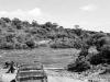 La rivière déborde à Cuchi-Corral