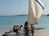 Arrivée sur la plage de Soalara